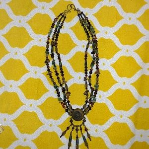 Jewelry - Vintage Bohemian Necklace